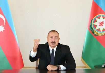 Ильхам Алиев: Зангилан освобожден от армянских оккупантов