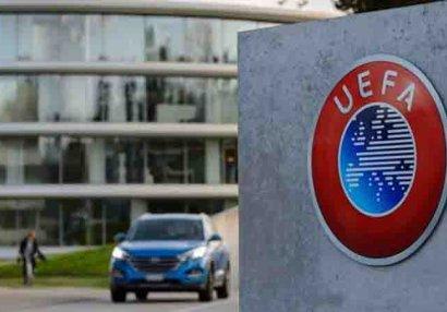 УЕФА запретил