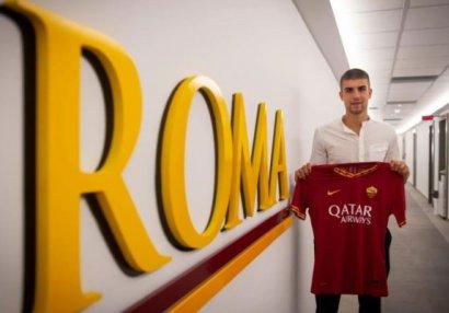"""""""Roma""""nın futbolçusu koronavirusa yoluxdu"""