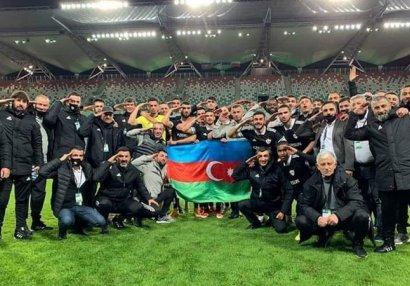 "UEFA Avroliqanın rekordçularını açıqladı: Siyahıda ""Qarabağ"" da var"