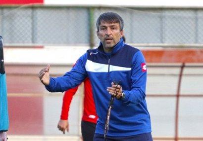Araz Abdullayevin yeni baş məşqçisi açıqlandı