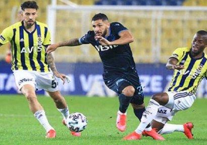 """""""Fənərbaxça"""" """"Trabzonspor"""