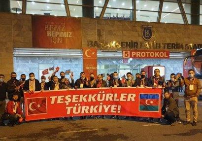 Türkiyə klubundan Azərbaycana dəstək: