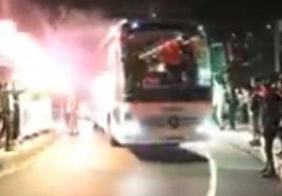 """İstanbulda """"Qarabağ""""a möhtəşəm dəstək - VİDEO"""
