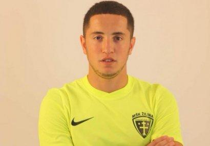 Daha bir erməni futbolçunun