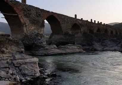 İşğaldan azad olunan Xudafərin kəndindən reportaj - VİDEO