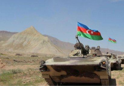 Ordumuz Xocavənd istiqamətində üstünlüyünü artırır - RƏSMİ