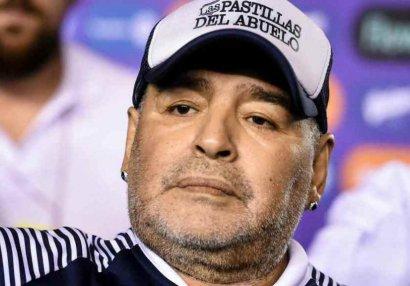 Maradona xəstəxanada nə qədər qalacaq?