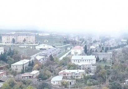 İşğaldan azad olunan Hadrut qəsəbəsi və Tuğ kəndinin görüntüləri - VİDEO