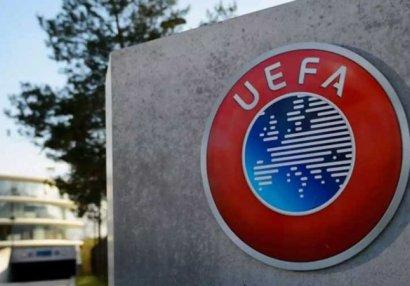 UEFA Millətlər Liqasının oyununu ləğv edildi