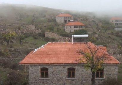 Xocavəndin işğaldan azad olunan Daşbaşı kəndi - VİDEO