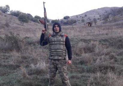 Sabiq nazirin oğlu da ön cəbhədə döyüşüb - FOTOLAR