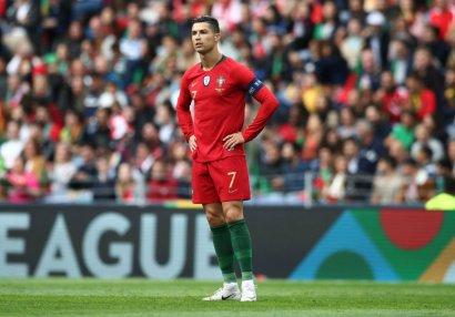 Ronaldo Xavini geridə qoydu