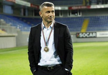 """Qurban Qurbanov: """"Artıq qaçqın komandası deyilik"""
