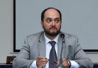 Ermənistanın idman naziri də vəzifəsindən azad edildi