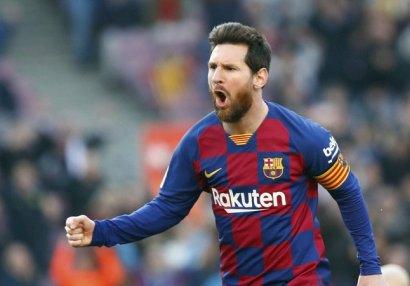 Prezidentliyə namizəddən Messi açıqlaması: