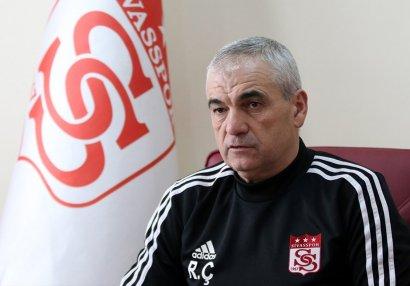 """Rıza Çalımbay: """"Mükəmməl şəkildə çıxış etdik"""""""