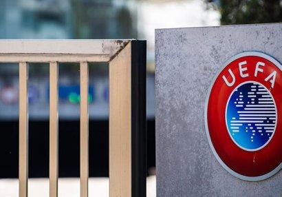 UEFA klubların reytinqini açıqladı