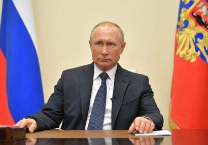 Putin Təhlükəsizlik Şurasının üzvləri ilə Qarabağı müzakirə etdi
