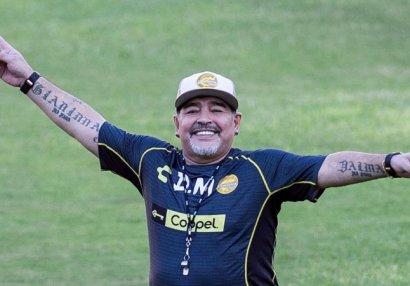 Maradonanın ölümündə şəxsi həkimi ittiham olundu