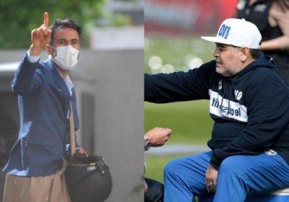 Dieqo Maradonanın həkiminə qarşı cinayət işi açıldı