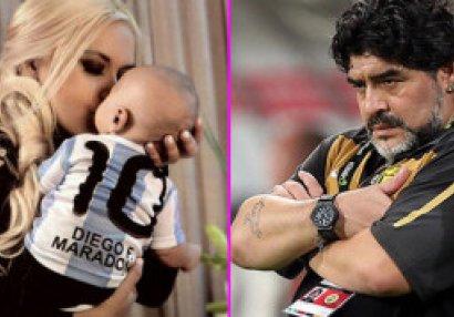 Maradonanın sabiq xanımının sevgilisi heç kimin bilmədiyini dedi
