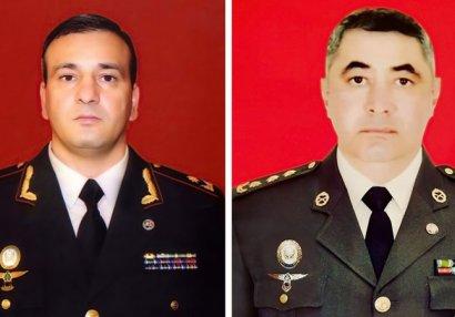 Polad Həşimov və İlqar Mirzəyevə Milli Qəhrəman adı verildi