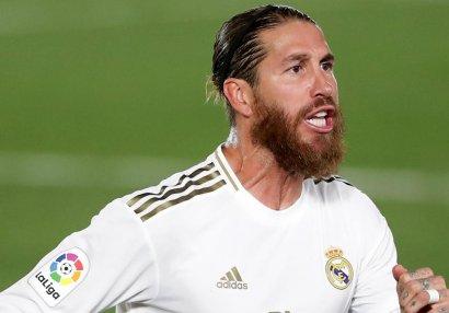 Ramosdan yeni rekord