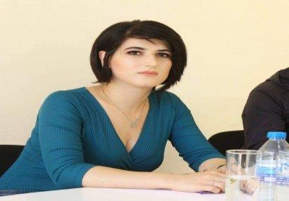 """14 yaşında hakimlik edən Röya: """"Məni stadiona buraxmırdılar ki, qız uşağısan"""" - MÜSAHİBƏ"""