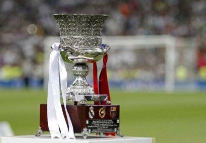 Super Kubokun püşkü atıldı: Yarımfinalda Madrid derbisi...