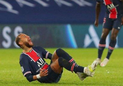 Neymar üçün 2020-ci il bitdi