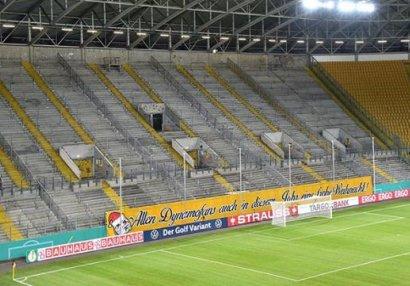Alman klubu inanılmazı bacardı: Azarkeşsiz matça 72 min bilet satdı - 748 minlik qazanc