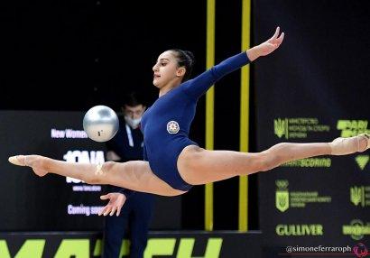 Gimnastika federasiyası ilin hesabatını təqdim etdi