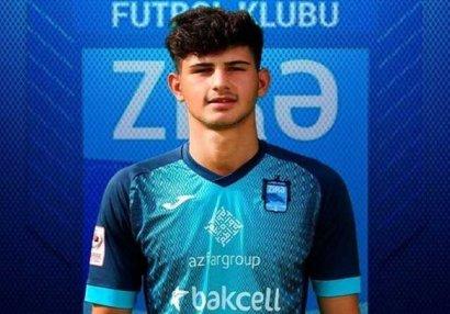 Azərbaycanlı futbolçuya Portuqaliya nəhəngindən təklif gəldi
