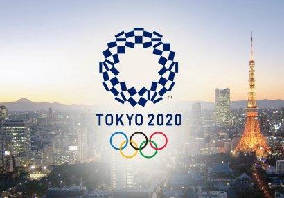 Tokio-2020 məşəlinin gəzintisi dayandırıldı