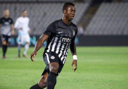 Alban klubu nigeriyalı futbolçu üçün
