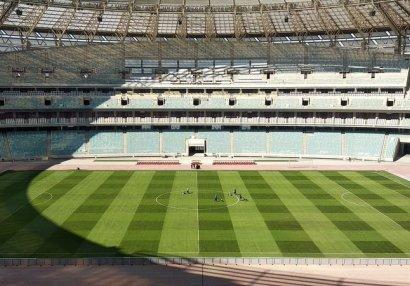 Azərbaycan - Serbiya matçı bu stadionda keçiriləcək