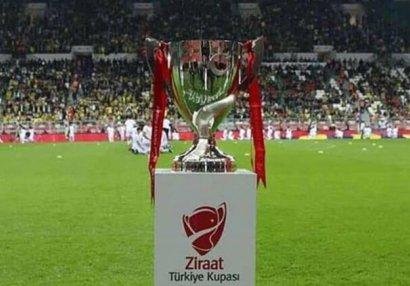 Türkiyə Kubokunda 1/4 finalçılar müəyyənləşdi
