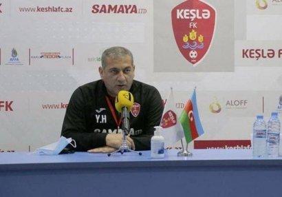 """Yunis Hüseynov: """"Yalan danışıb, ona belə söz deməmişəm"""""""