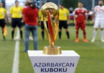 Azərbaycan Kuboku: 1/4 final cütləri məlum oldu