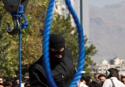 İranda daha bir güləşçi edam olundu