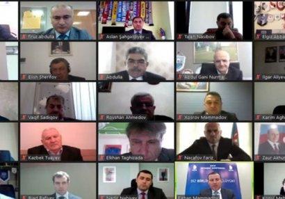 AFFA-nın Konfransı keçirildi - VİDEO