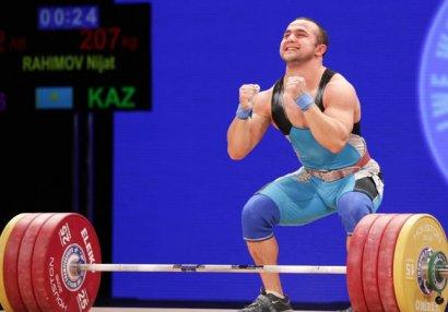 Azərbaycanlı olimpiya çempionu: