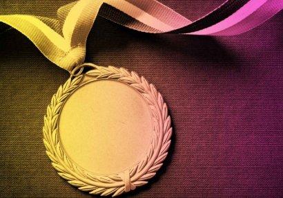 Azərbaycan para-atleti Qran-pridə qızıl medal qazandı