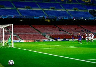 Messi Raula çatdı