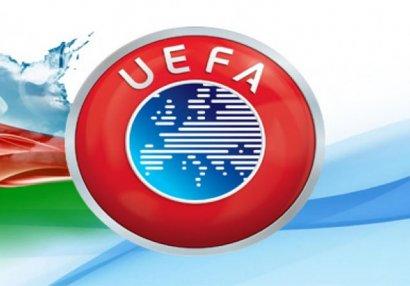 Azərbaycan klublarının yeni UEFA reytinqi - SİYAHI