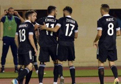 """""""Qarabağ""""dan növbəti etiraz"""