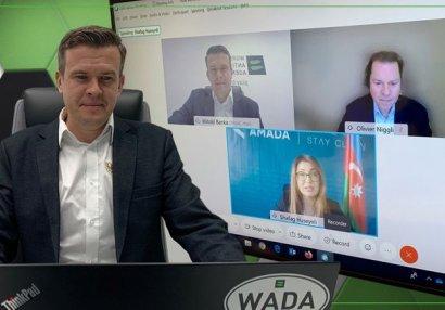 WADA və AMADA arasında görüş keçirdi
