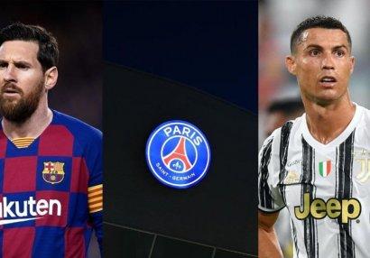 Messi və Ronaldu PSJ-yə keçir? - RƏSMİ AÇIQLAMA