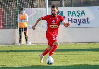 Azərbaycan millisinin futbolçusu koronavirusa yoluxdu